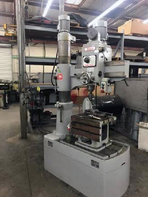 Online Auctions Machine Shop Equipment Barber Mfg