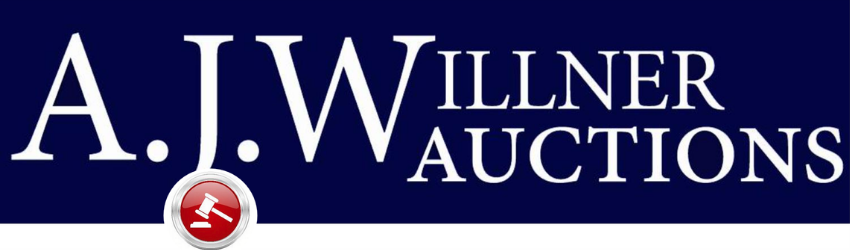 A.J. Willner Auctions - Cover